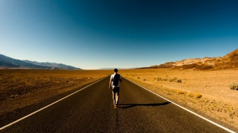 man_on_the_road-wallpaper-800x480