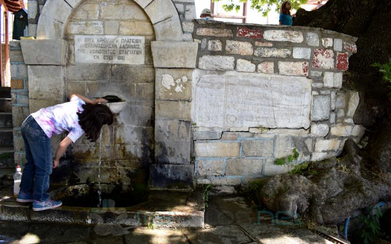 Νέα δολιοφθορά στις δεξαμενές Σταγιατών, καταγγέλλει η ΔΕΥΑΜΒ - Προσωρινά ακατάλληλο το νερό