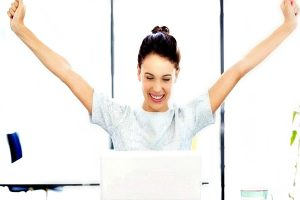 young-woman-laptop-victorious-success-slider